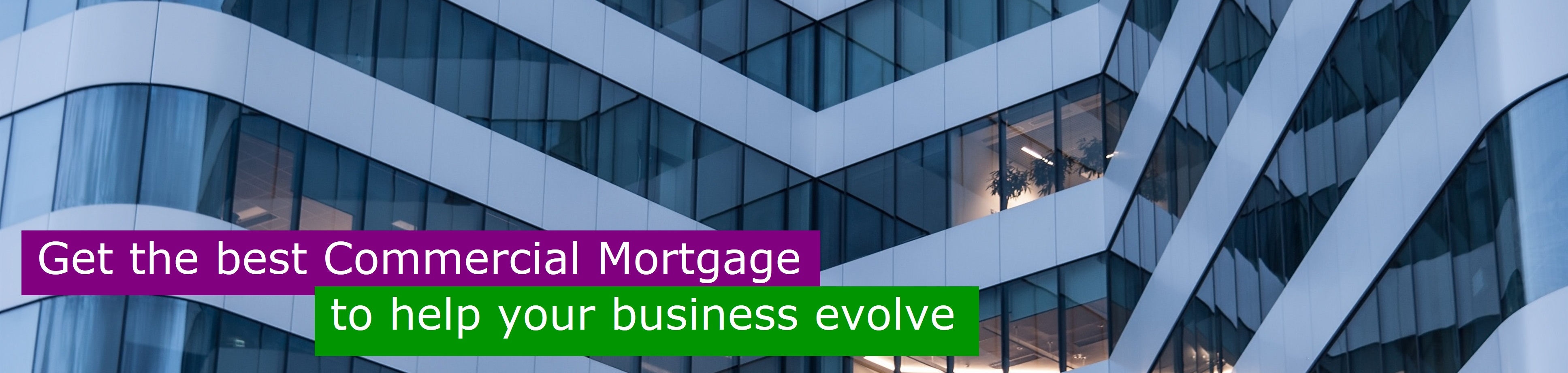offices for commercial mortgages