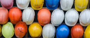building finance hardhats