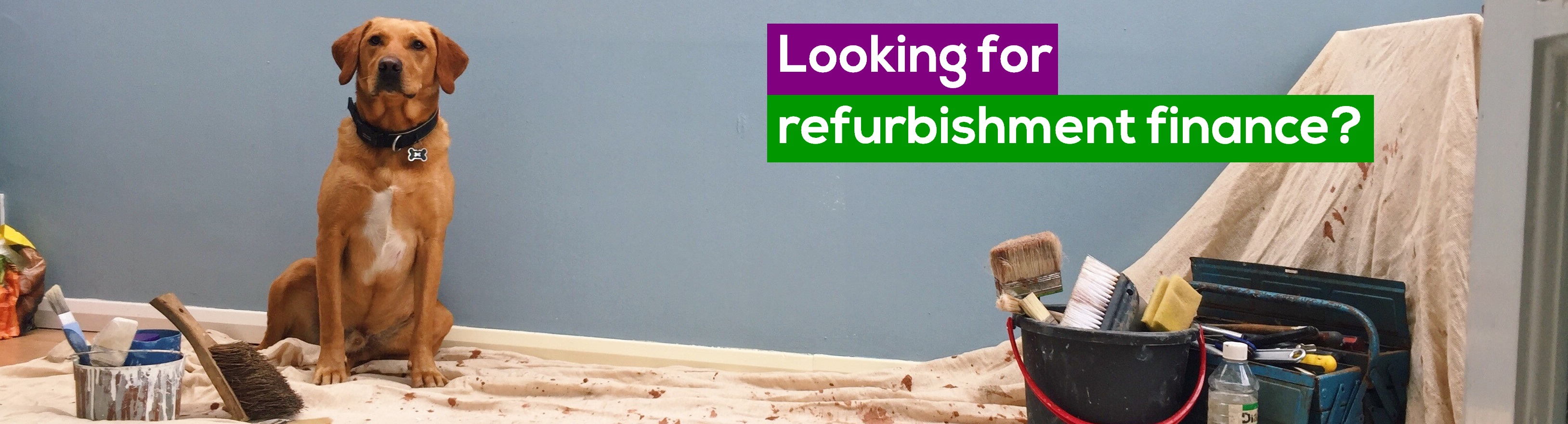 Refurbishment Loans from Turnbridge